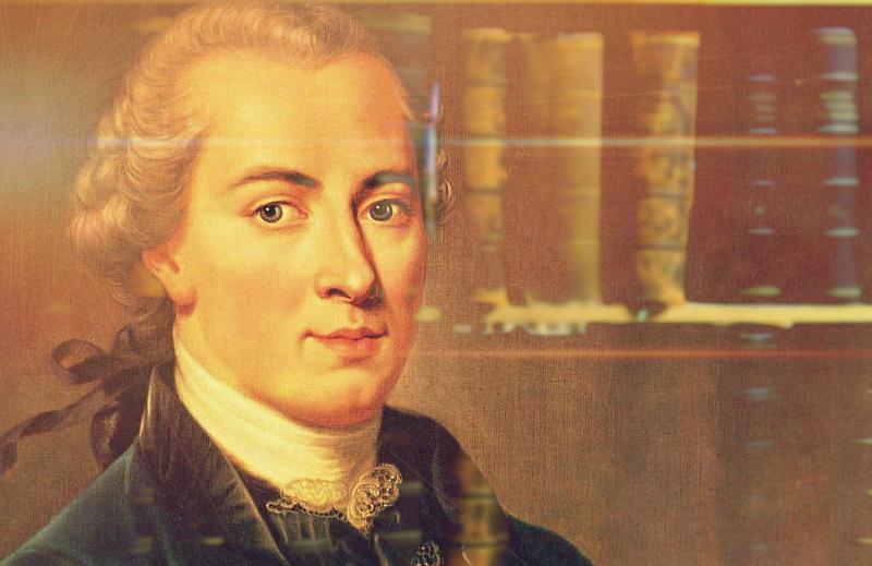 Série Heróis da Liberdade: Immanuel Kant