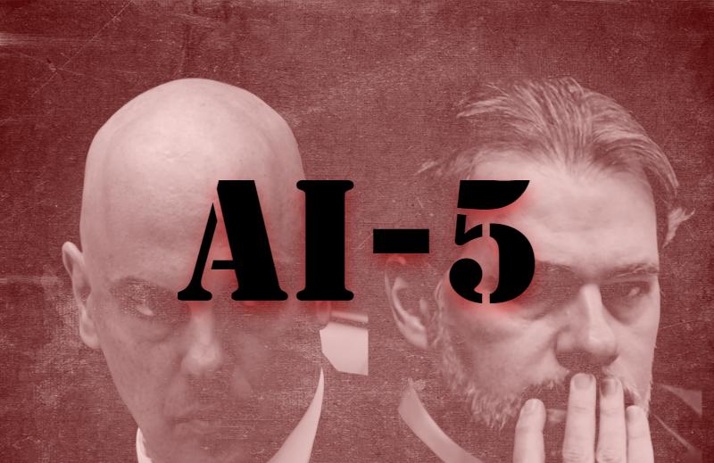 Quem está mais próximo do AI-5?