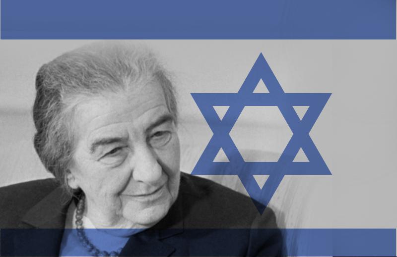 Série Heróis da Liberdade: Golda Meir