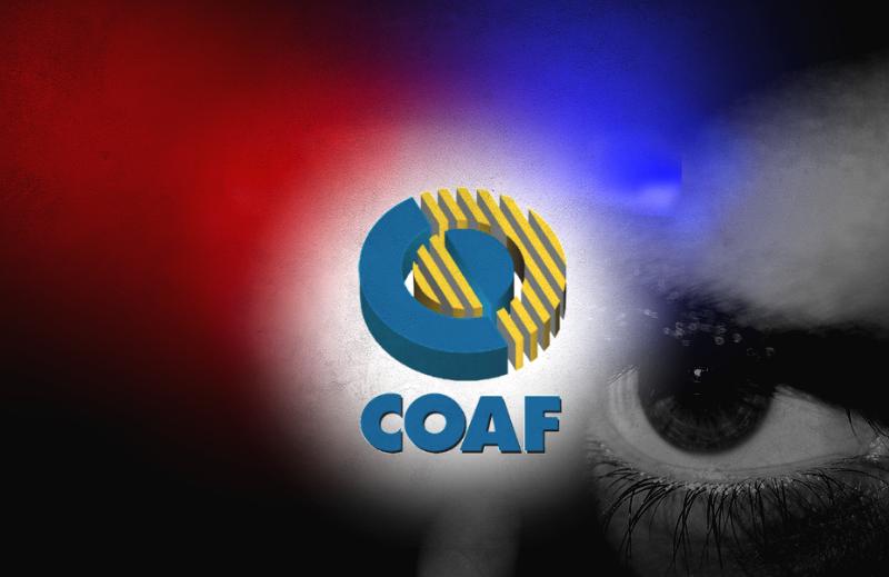 O COAF é uma peça do estado policialesco