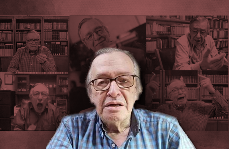 "Olavo de Carvalho e o ""piece of cake"""