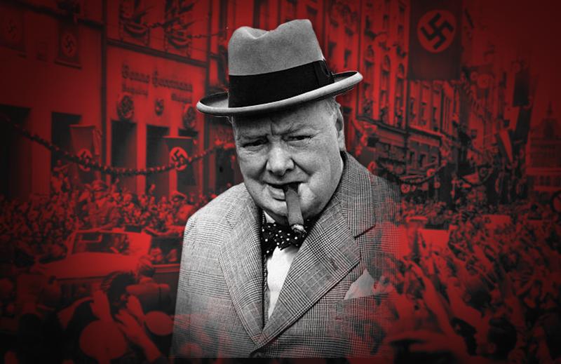 A resistência britânica na Segunda Guerra  serve de inspiração para o combate a qualquer forma de dominação