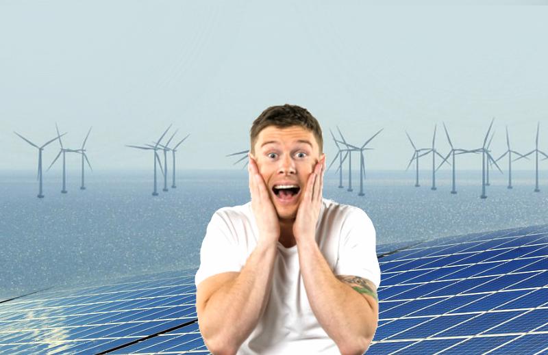 Sobre o otimismo exagerado com as chamadas energias renováveis