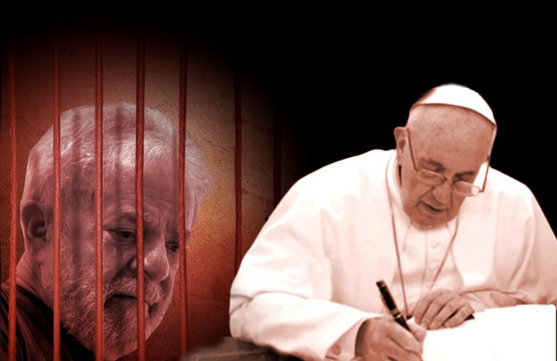 O papa Francisco e sua defesa da esmola com o chapéu alheio