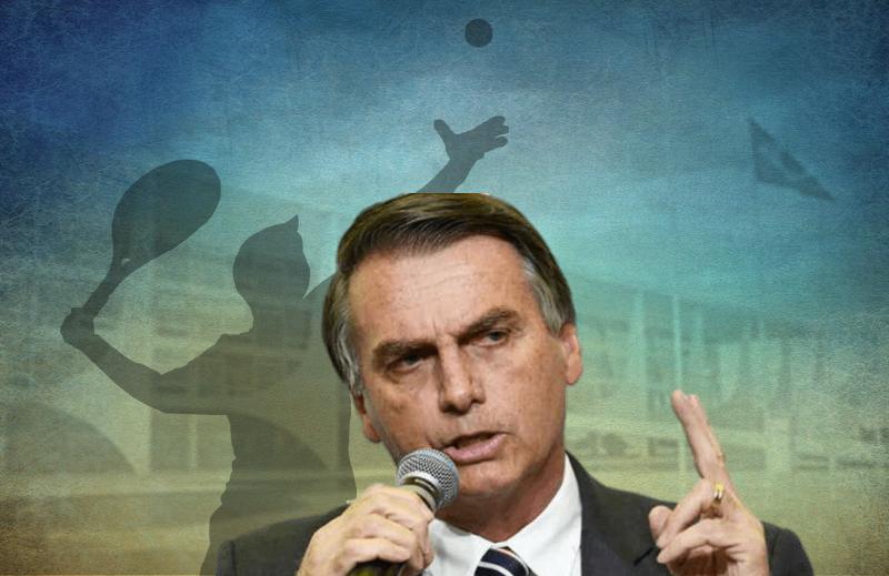 Bolsonaro é o Gustavo Kuerten da Direita
