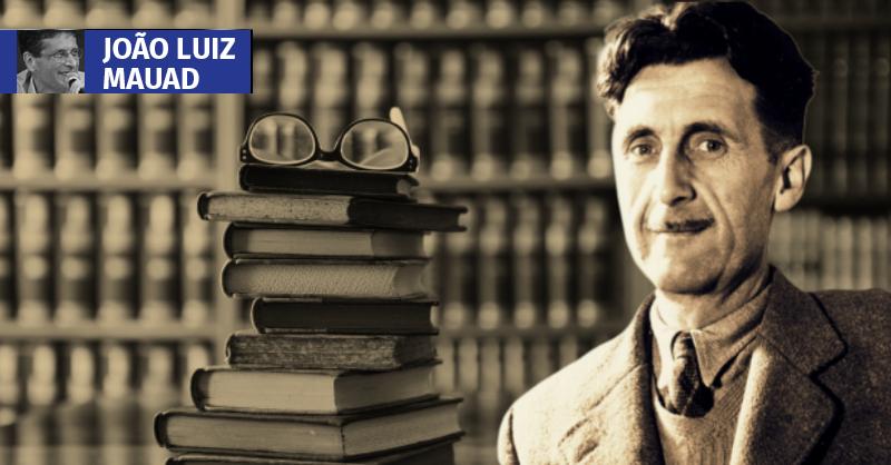 Série Heróis da Liberdade: George Orwell