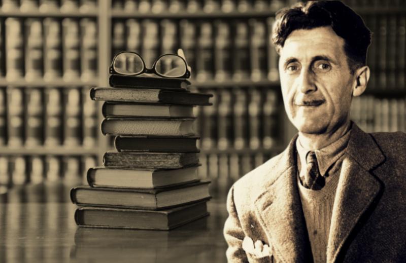 Série Heróis da Liberdade: George Orwell - Instituto Liberal