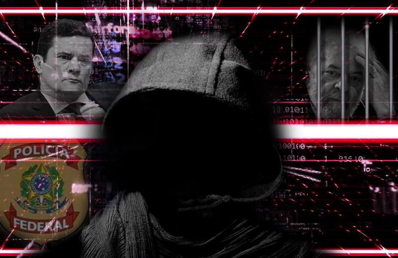 Hackers, bandidos da internet, a serviço de tramas políticas
