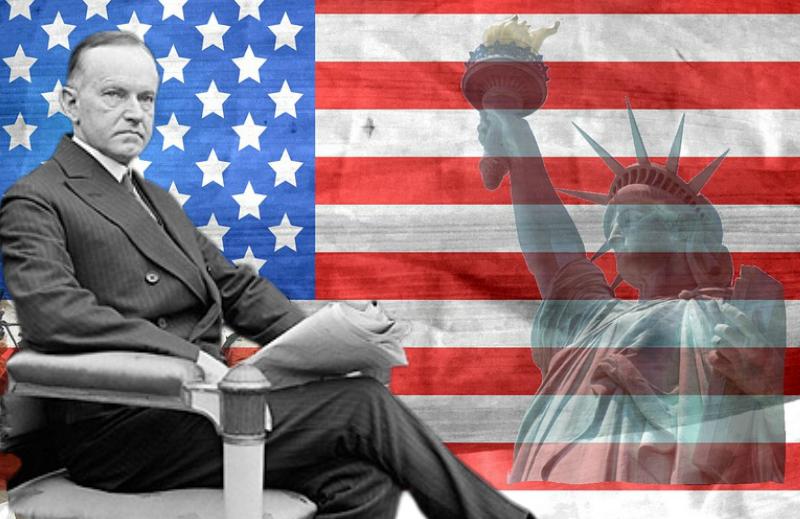 Série Heróis da Liberdade: Calvin Coolidge