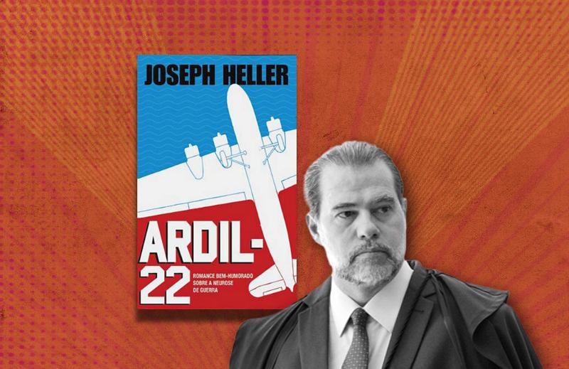 Ardil 22 e a decisão de Dias Toffoli