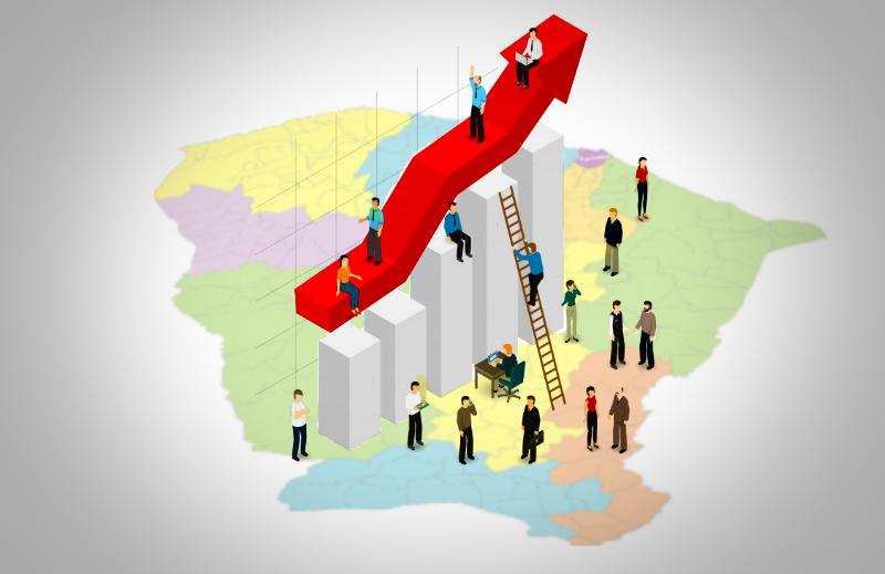 Fortaleza abriu mais empresas que Juazeiro do Norte, Caucaia e Maracanaú somadas! Jura?!? E daí?