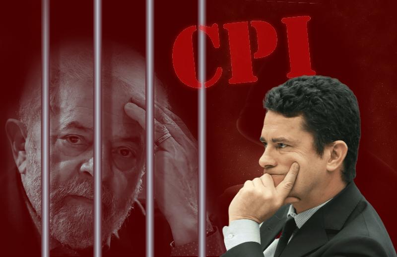 CPI para apurar a conduta do ex-juiz Sérgio Moro