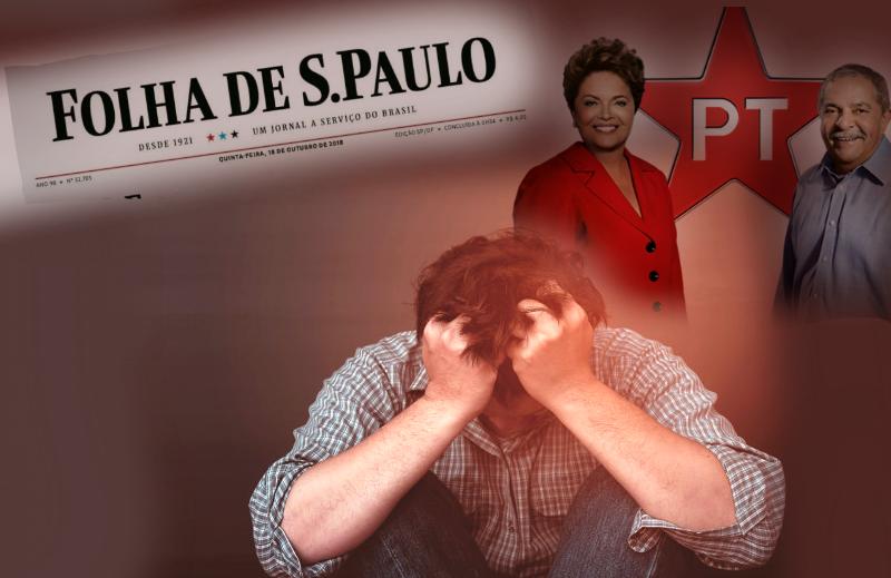 A 'Folha de S. Paulo' não cansa de passar vergonha?