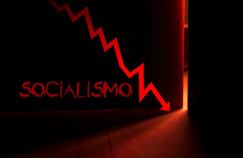 O socialismo é uma opção que leva à miséria, violência e atraso