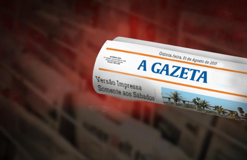 Em Vitória-ES, um exemplo do que acontecerá com a grande imprensa brasileira