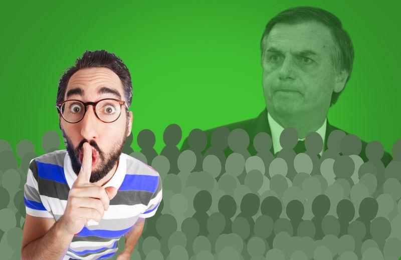 Com o silêncio dos moderados, nossa pretensa primavera liberal pode acabar ainda em seu alvorecer