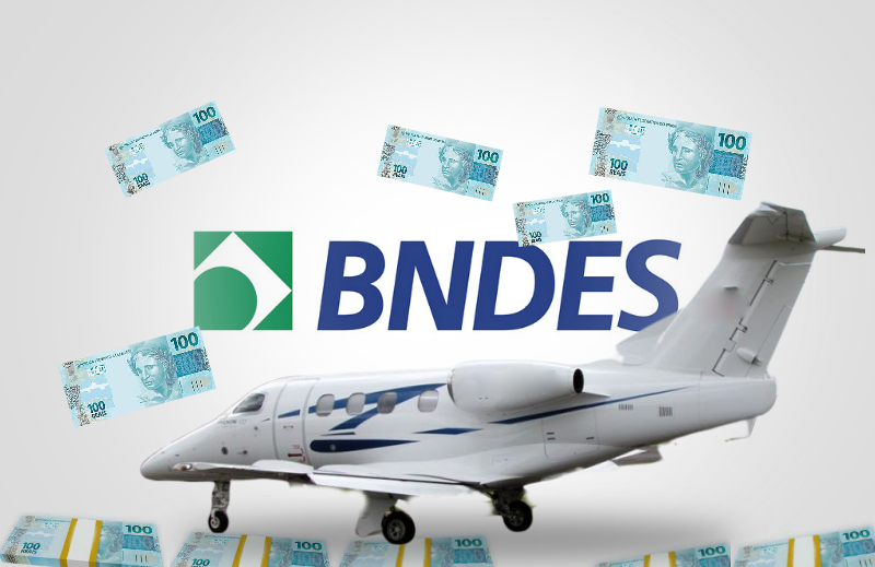 Financiamento de jatos: O BNDES é imoral