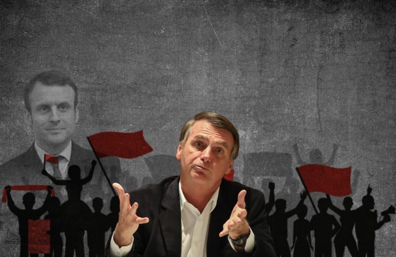 Sobre a surra que a esquerda deu em Bolsonaro