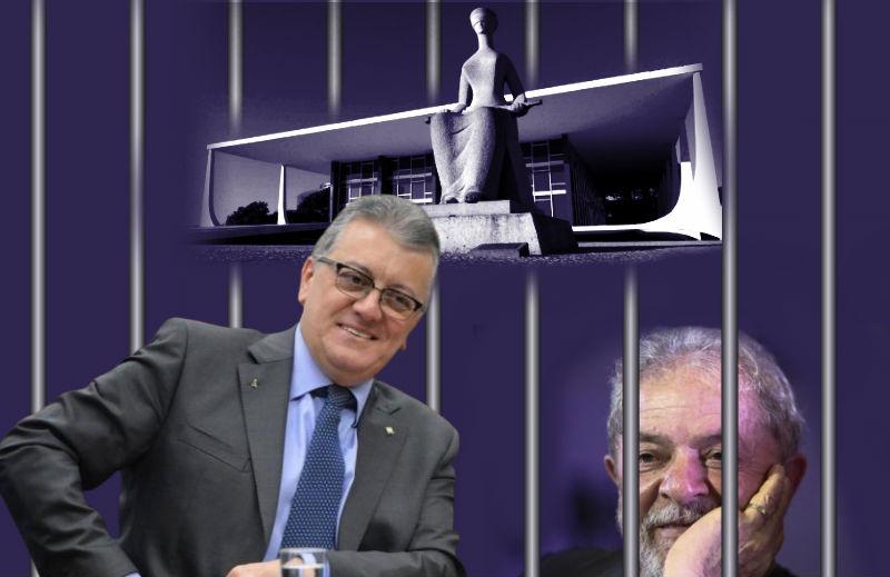 Bendine preparou o terreno para o STF soltar Lula