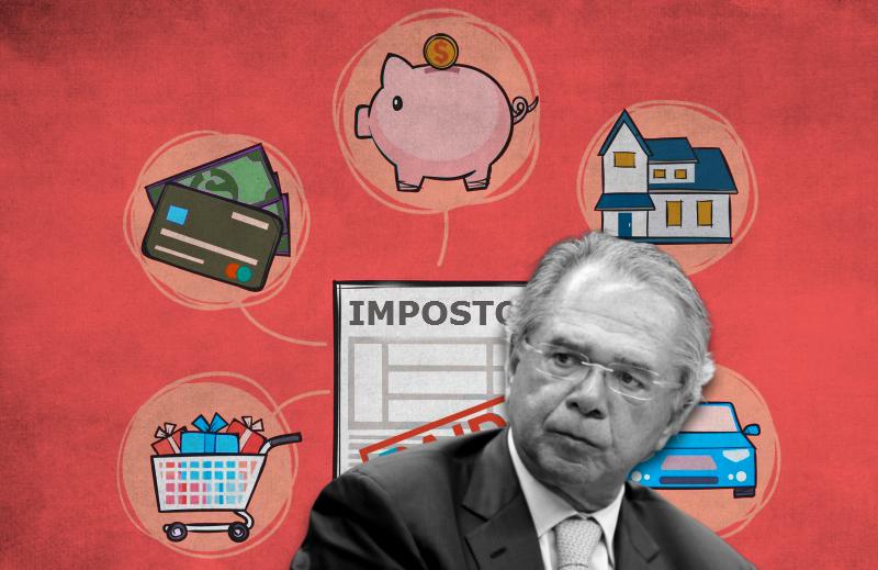 A cobrança de impostos é antieconômica e imoral