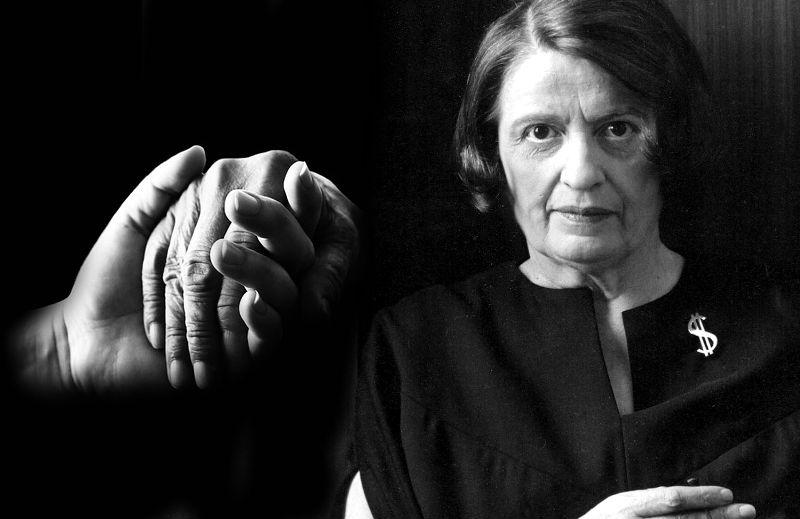 Ayn Rand e o conceito de caridade
