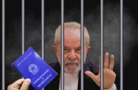 A pena de Lula começa somente agora: terá que trabalhar!