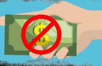 Quem defende a liberdade não deve aceitar dinheiro do governo