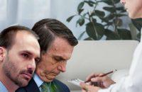 Jair e Eduardo Bolsonaro precisam de acompanhamento psicológico