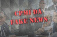CPMI das Fake News é o perfeito retrato da política brasileira