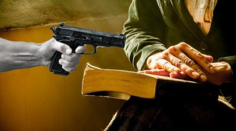O dia em que democraticamente um professor pregou o assassinato de evangélicos