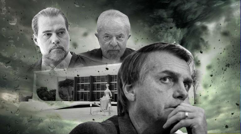 Jair Bolsonaro está sendo chantageado?