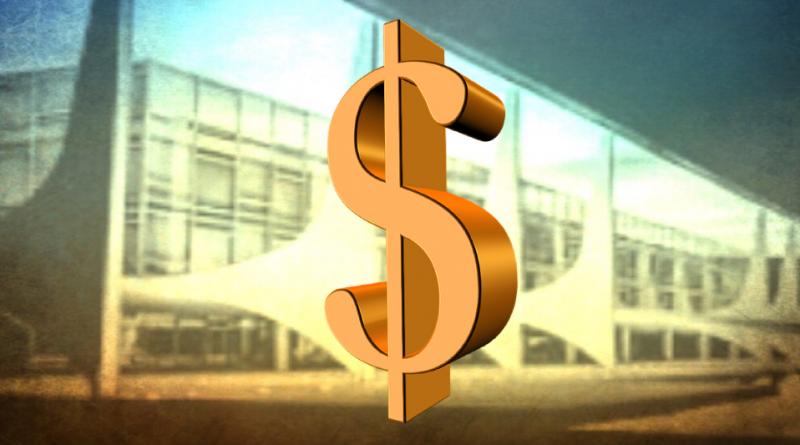 Qual o tamanho do gasto do governo em relação ao PIB?