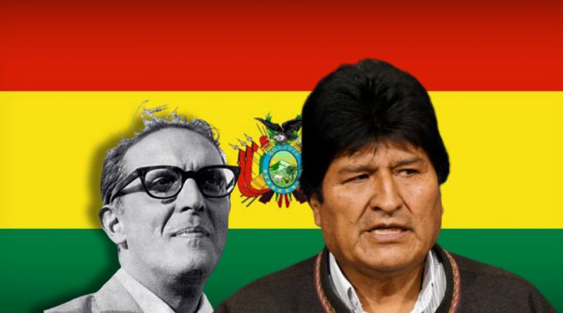Bolivianos, aprendam a lição de Carlos Lacerda: é preciso banir Morales!