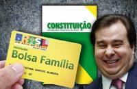Colocar o Bolsa Família na Constituição é uma péssima ideia