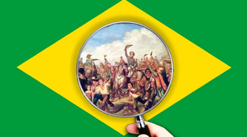 Independência do Brasil, uma obra contrarrevolucionária