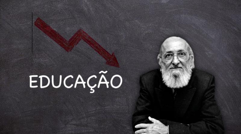 Não à pedagogia do oprimido, mas é urgente agir na educação!