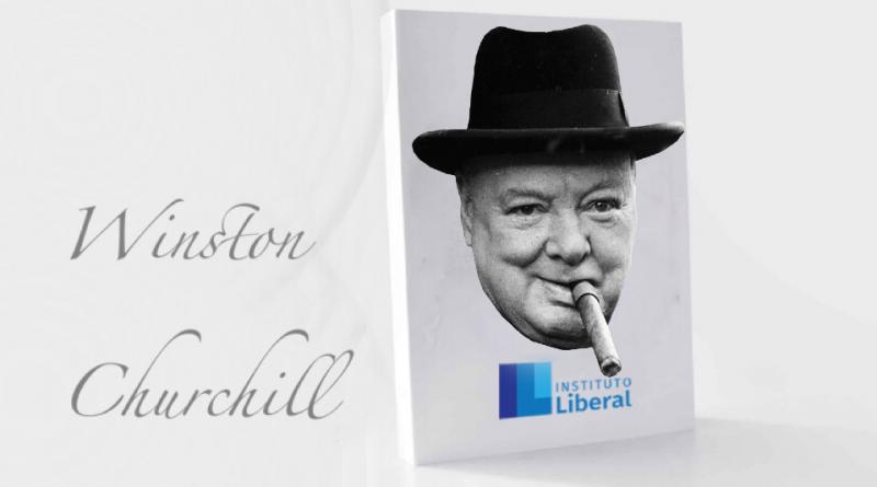 Série Heróis da Liberdade:  Winston Churchill