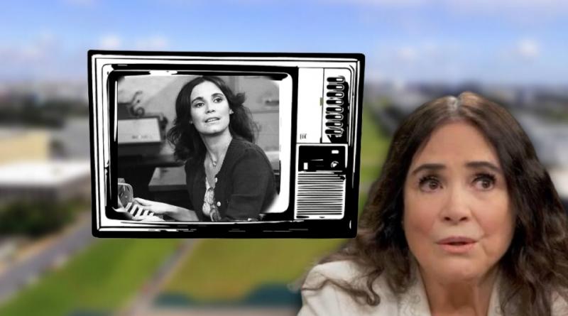 Regina Duarte, a primeira feminista da Globo