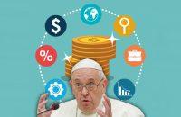 O papa e a economia