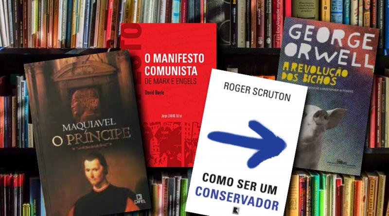 Seis clássicos para entender melhor a política