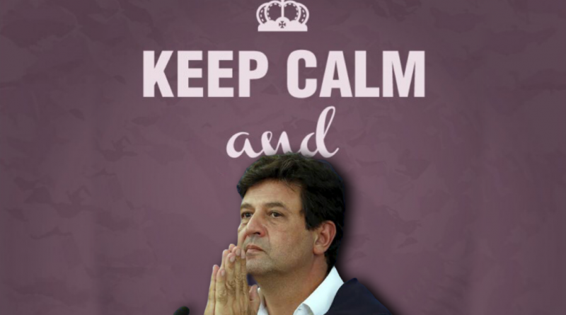 Keep Calm and Trust Mandetta