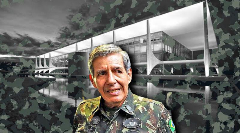 Ameaça de golpe de Heleno: as Forças Armadas não são um quarto poder