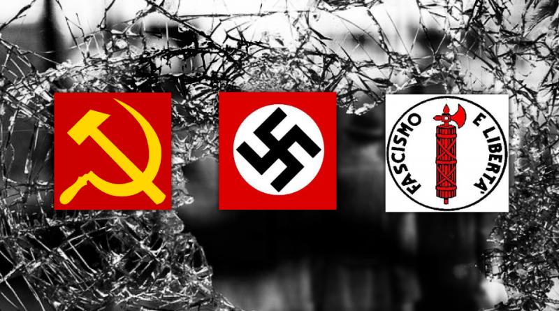 Comunismo, fascismo, nazismo e a noite dos cristais