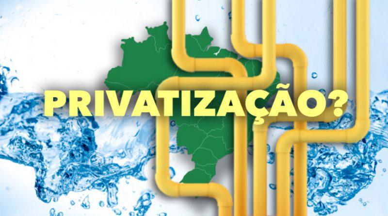 A sonhada privatização do abastecimento de água