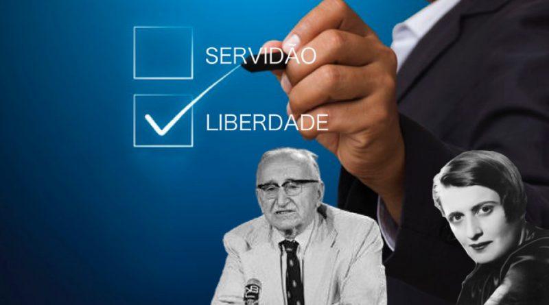 A escolha de ser livre