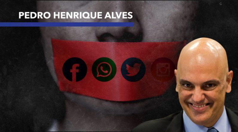 """As """"piriguetes"""" da tirania e a devassidão da censura"""