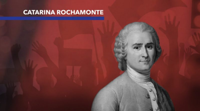 Rousseau: vontade geral e democracia totalitária