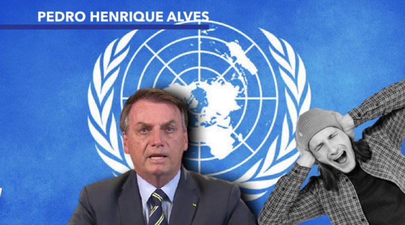 Os progressistas não gostaram do discurso do presidente na ONU… Ufa!