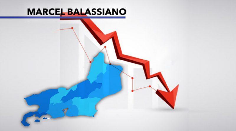 Atividade econômica do Rio de Janeiro no pior trimestre da História