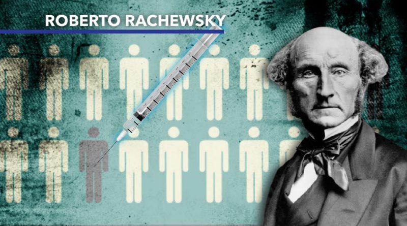 Liberais, John Stuart Mill e a vacinação obrigatória